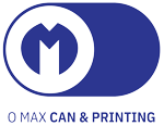 O MAX CAN & PRINTING CO.,LTD. Logo